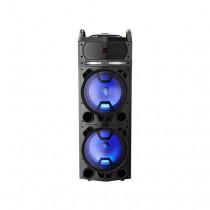 Aiwa KBTUS-900 sistema de megafonía Sistema de megafonía con ruedas 100 W Negro