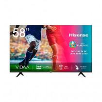"Hisense A7100F 58A7100F Televisor 146,1 cm (57.5"") 4K Ultra HD Smart TV Wifi Negro"