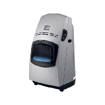 DeLonghi VBF2 calefactor eléctrico Negro, Plata 4200 W