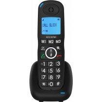 Alcatel XL535 Teléfono DECT Identificador de llamadas Negro