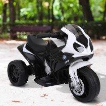Moto Electrica HOMCOM BMW Triciclo NEGRO