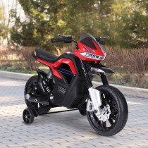 Moto Electrica HOMCOM Infantil rojo