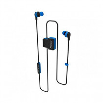Pioneer ClipWear Active Auriculares Dentro de oído MicroUSB Bluetooth Negro, Azul