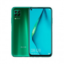 "Huawei P40 lite 16,3 cm (6.4"") 6 GB 128 GB Ranura híbrida Dual SIM 4G USB Tipo C Verde Android 10.0 Servicios móviles de Huawei (HMS, Huawei Mobile Services) 4200 mAh"