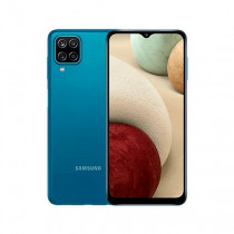 """Samsung Galaxy A12 SM-A125F 16,5 cm (6.5"""") SIM doble 4G USB Tipo C 4 GB 64 GB 5000 mAh Azul"""