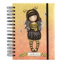 LIBRETA ARCHIVADORA GORJUSS BEE LOVED