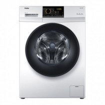 Haier HW80-12829 lavadora Independiente Carga frontal Grafito, Blanco 8 kg 1200 RPM A+++
