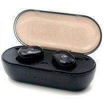 Lauson EH225 auricular y casco Auriculares Dentro de oído Negro