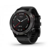 """Garmin fēnix 6 Pro 3,3 cm (1.3"""") Negro GPS (satélite)"""