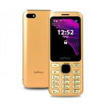 """myPhone Maestro 7,11 cm (2.8"""") 118 g Oro"""
