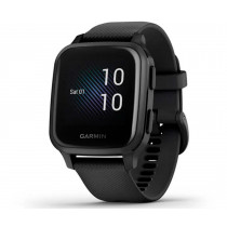 "Garmin Venu SQ Music 3,3 cm (1.3"") 33 mm Negro GPS (satélite)"