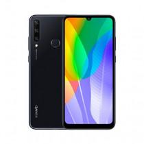 "Huawei Y6p 16 cm (6.3"") 3 GB 64 GB SIM doble 4G MicroUSB Negro Android 10.0 Servicios móviles de Huawei (HMS, Huawei Mobile Services) 5000 mAh"