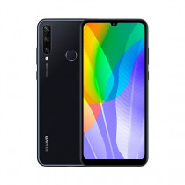 "Huawei Y6p 16 cm (6.3"") 3 GB 64 GB SIM doble 4G MicroUSB Negro Android 10.0 Servicios móviles de Huawei (HMS, Huawei Mobile Services) 5000 mAh"