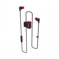 Pioneer ClipWear Active Auriculares Dentro de oído MicroUSB Bluetooth Negro, Rojo