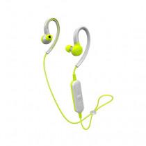 Pioneer E6 Auriculares gancho de oreja, Dentro de oído Bluetooth Blanco, Amarillo