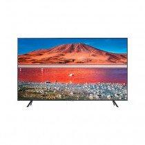 "Samsung UE50TU7105KXXC Televisor 127 cm (50"") 4K Ultra HD Smart TV Wifi Carbono, Gris, Plata"