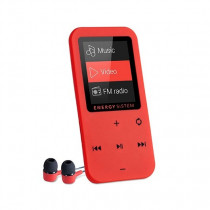 Energy Sistem 426447 reproductor MP3/MP4 Reproductor de MP4 8 GB Coral