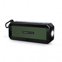 Energy Sistem Outdoor Box Adventure 10 W Altavoz portátil estéreo Negro, Verde