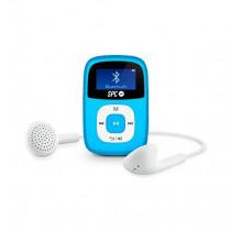 SPC Firefly Reproductor de MP3 Azul 8 GB