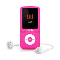 SPC Pure Sound Colour 2 Reproductor MP3/MP4 Rosado 8488P