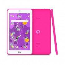 """SPC Laika 17,8 cm (7"""") 1 GB 8 GB Wi-Fi 4 (802.11n) Rosa Android 8.1"""