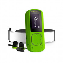 Energy Sistem MP3 Clip BT Sport Greenstone Reproductor de MP3 Verde 16 GB