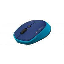 Logitech M335 ratón RF inalámbrico Óptico 1000 DPI Ambidextro