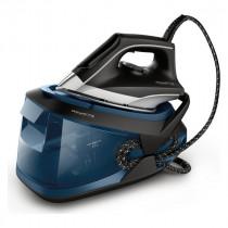 Rowenta VR832 2600 W 1,7 L Suela Microsteam 400 Láser Negro, Azul