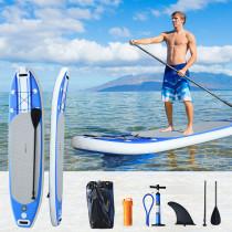 Tabla Homcom de Paddle Surf Hinchable co