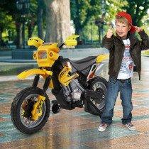 Moto Electrica HOMCOM  Infantil de Bater