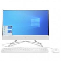 "HP 22-df0025ns 54,6 cm (21.5"") 1920 x 1080 Pixeles Intel® Celeron® 4 GB DDR4-SDRAM 256 GB SSD Windows 10 Home Wi-Fi 5 (802.11ac) PC todo en uno Blanco"
