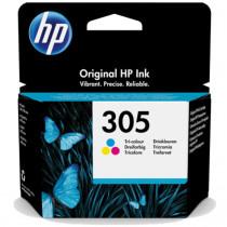 HP Cartucho de tinta Original 305 tricolor