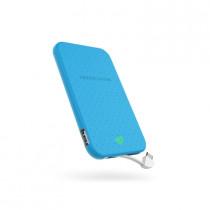 Energy Sistem Extra Battery 2500 batería externa Azul Polímero de litio 2500 mAh