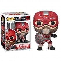 FUNKO Pop! Marvel Black Widow Red Guardian Figuras coleccionables Adultos y niños