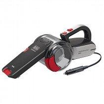Black & Decker PV1200AV aspiradora de mano Gris, Rojo, Transparente