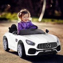 Coche Electrico HOMCOM Mercedes AMG