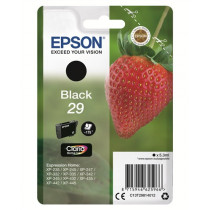 Epson Strawberry 29 K cartucho de tinta 1 pieza(s) Original Rendimiento estándar Negro