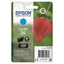 Epson 29 C 3.2ml Cian 180páginas cartucho de tinta