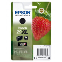 Epson Strawberry 29XL K cartucho de tinta 1 pieza(s) Original Alto rendimiento (XL) Negro