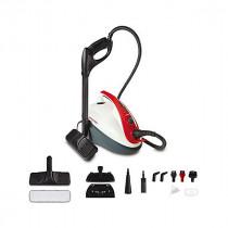 Polti Smart 30_R Limpiador a vapor de cilindro 1.6L 1800W Negro, Rojo, Color blanco