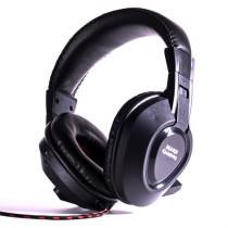 Mars Gaming MH217 auricular y casco Auriculares Diadema Negro, Rojo