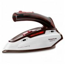Taurus Pocket Iron Plancha vapor-seco Suela de careeza Rojo, Blanco 1150 W