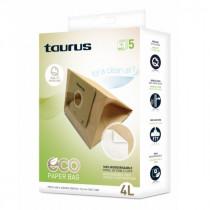 Taurus 999.193 accesorio y suministro de vacío Aspiradora de tambor Bolsa para el polvo