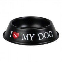 Comedero para Mascotas I Love My Dog 116
