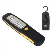 Linterna LED Bricotech Colgante Negro