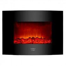 CHIMENEA Cecotec Warm 2200 Curved Flames