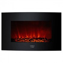 CHIMENEA Cecotec Warm 3500 Curved Flames