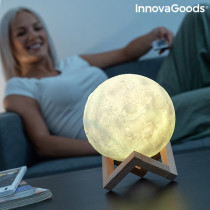 LAMPARA LED Recargable Luna Moondy Innov