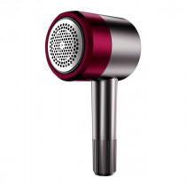 Comelec QP 7200 rasuradora de pelusa Gris, Rojo Acero inoxidable
