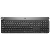 Logitech Craft teclado RF Wireless + Bluetooth QWERTY Español Negro, Gris